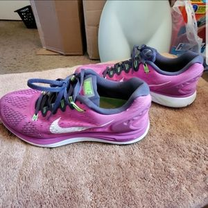 Women's Nike Lunaglide Running Shoe